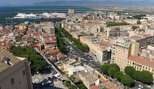 Sprievodca mestom Cagliari, Sardínia, Taliansko