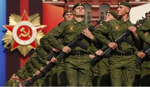 Deň víťazstva, Rusko