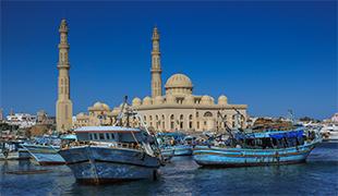 Sprievodca mestom Hurghada, Egypt